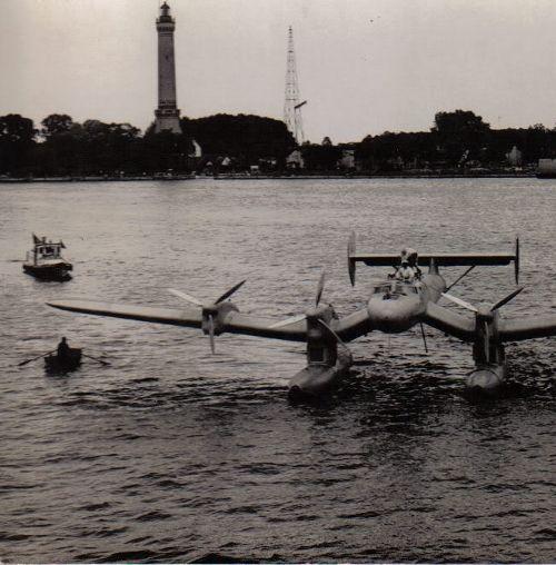 the Blohm & Voss Ha 139, via this stupendous collection of 1930s Deutsche Luft Hansa photographs