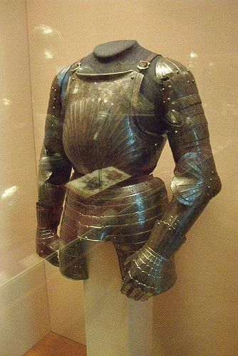 3/4 Munitions armour, mid-16th c.