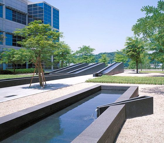 modern lanscape architecture mikyoung kim