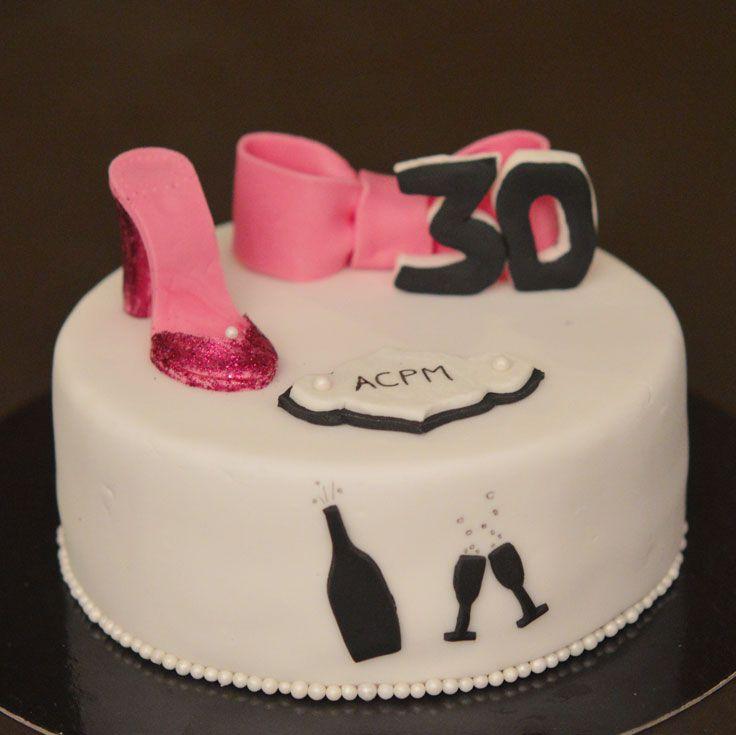 Gateau anniversaire de mariage 30 ans