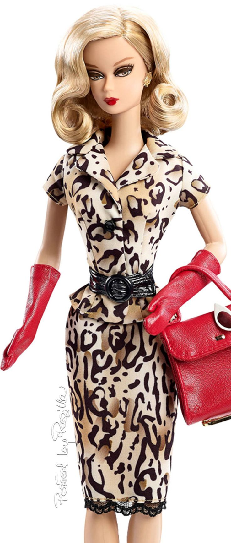 Regilla ⚜ Charlotte Olympia's Barbie