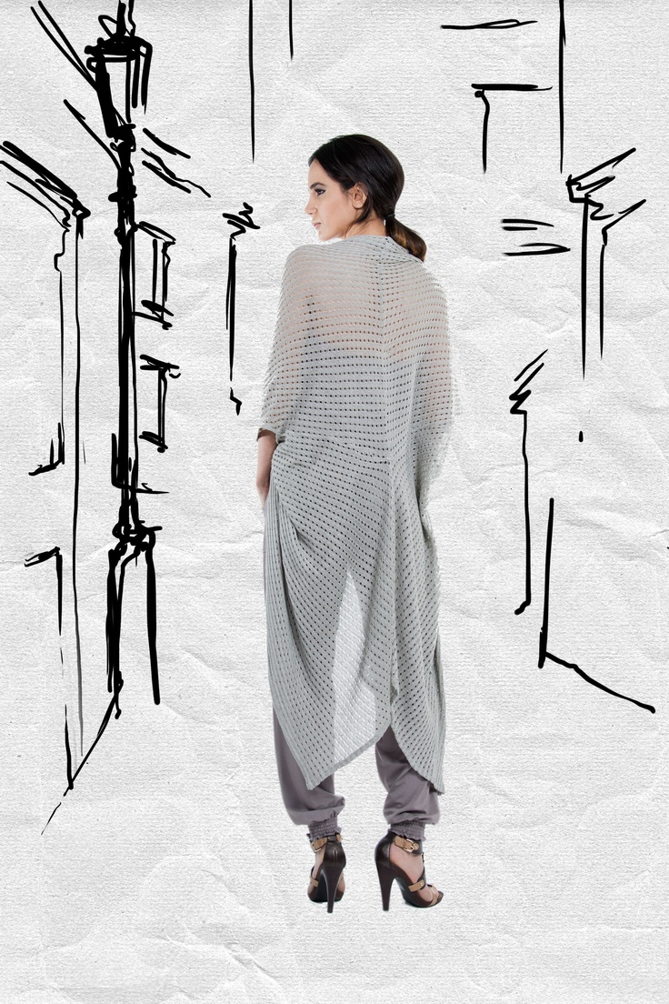 JAC Spring 2013. Meet your new best friend: the most versatile piece in your closet. Try pairing with high-waist trousers and a skinny belt to accentuate your waist.