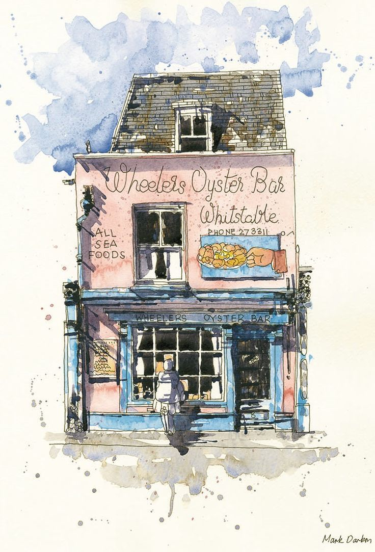 Wheelers Oyster Bar, Whitstable Town, Kent