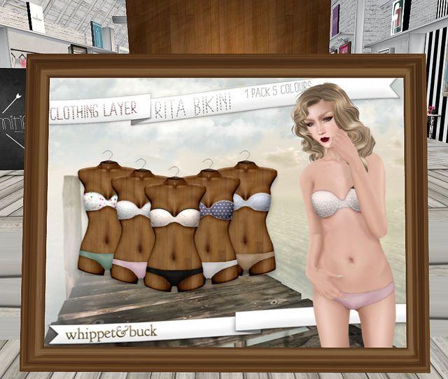 Whippet & Buck - Rita Bikini @ My Attic | Flickr - Photo Sharing!