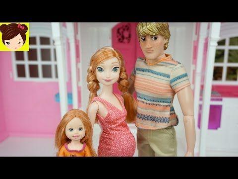 Barbie Vacaciones en Crucero con Ken y sus Hermanas - Los  Juguetes de Titi - YouTube
