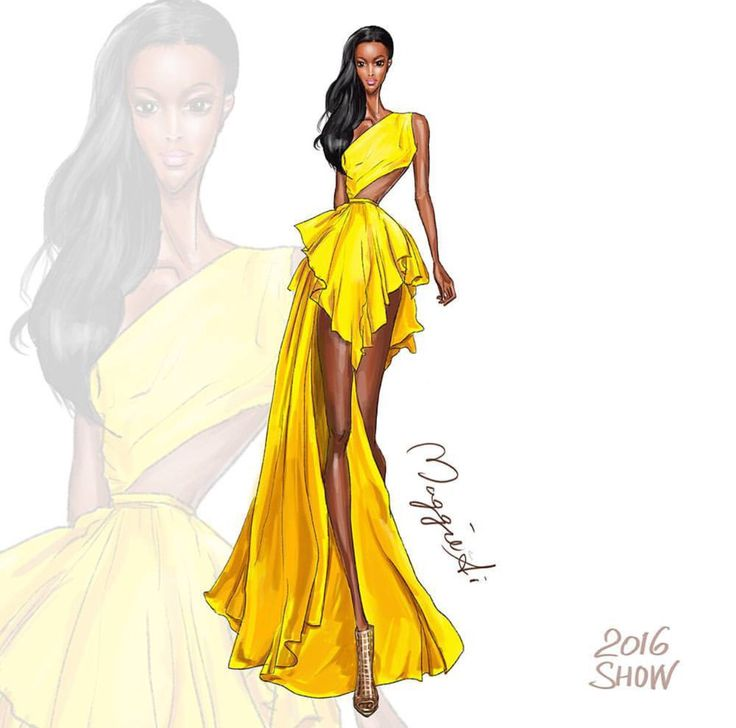 #NYFW2016 @michaelcostello by @maggie.ai| Be inspirational❥|Mz. Manerz: Being well dressed is a beautiful form of confidence, happiness & politeness