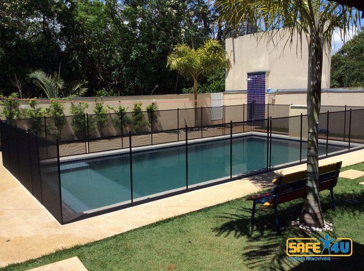 98 melhores imagens de safe4u cerca para piscina no pinterest for Piscina haas e boa
