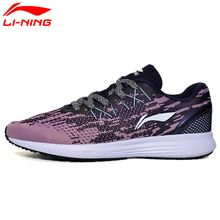 US $39.32 Li-Ning Women's 2017 SPEED STAR Cushion Running Shoes Breathable Sneakers Textile Light LiNing Sports Shoes ARHM082 XYP472. Aliexpress product