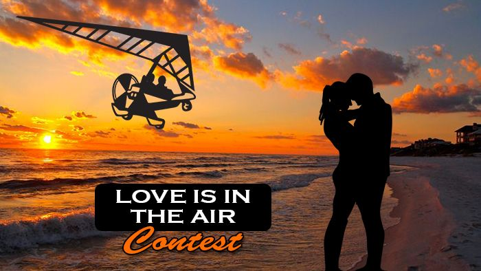 WIN A 2 FREE 20 MINUTE FLIGHTS FOR A COUPLE OF 2!  Rules 1) 'Like' Florida Adventure Sports on Facebook 2) 'Like' any post BUT this current post 3) Share any post BUT this current post on your Facebook wall. Winners will be chosen 2/14/16  -------------------  #‎free #‎stuff #‎contest #‎freebies #‎fly #‎fun #‎adventure