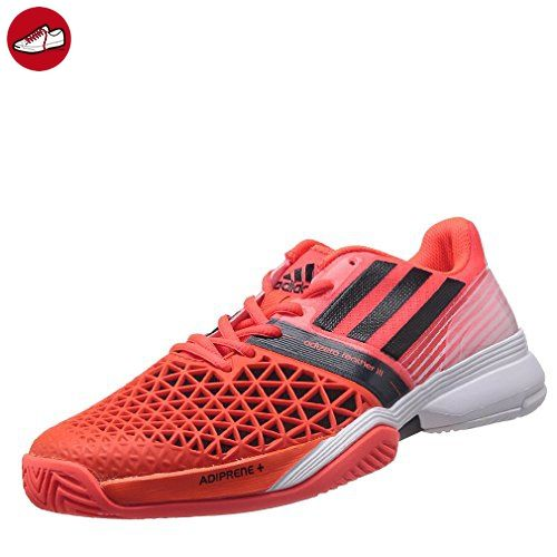 Adidas CC Adizero Feather III Schuhe Sneakers Tennis Herren Rot Adidas, orange - Orange - Größe: UK 13.5 - EUR 49 1/3 - Adidas schuhe (*Partner-Link)