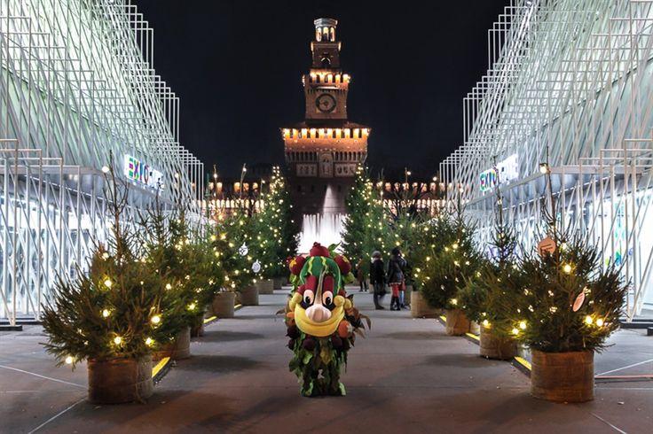 """""""Merry Expo Christmas!"""" #Foody #Expo2015 #Milano #Italy"""