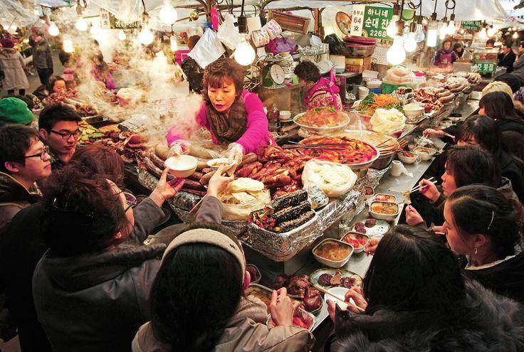 Gwangjang Market | SAVEUR