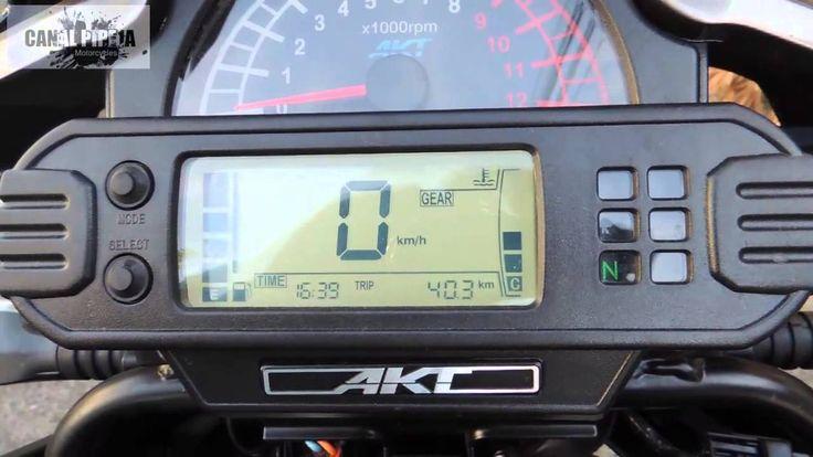 Tacometro AKT 250 TT AdvenTour 2016