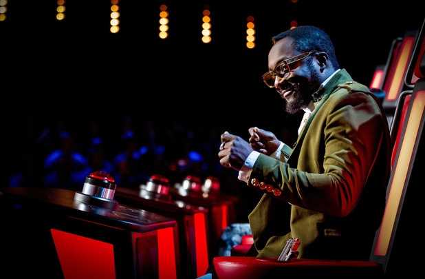 You betcha! will.i.am says the UK Chairs give him a bad back and the BKI-crafted chairs for The Voice Australia are much more comfortable - chuffed!    'The Voice' UK will.i.am: 'The chairs are better in Australia"