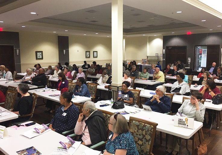 2016 Atlanta Fearless Caregiver Conference ©caregiver.com