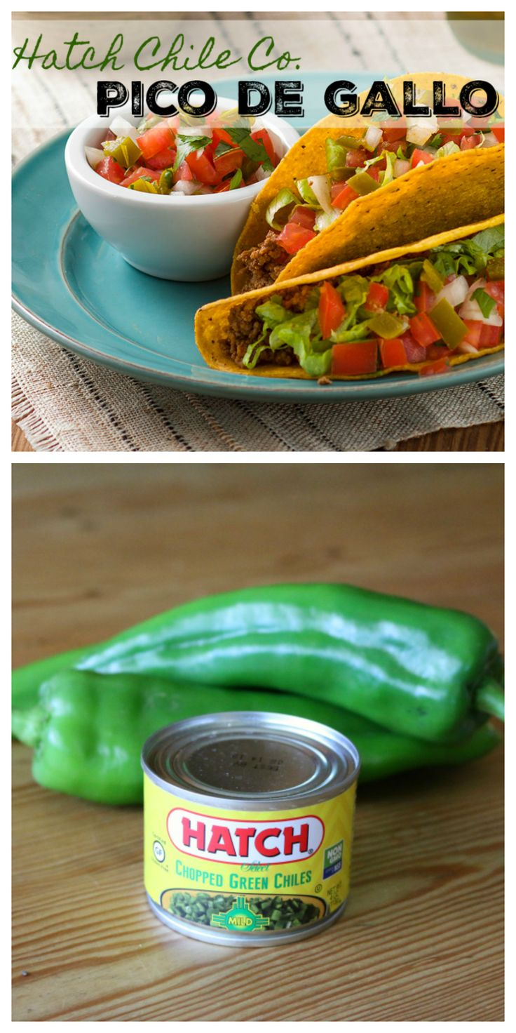 Happy Taco Tuesday! Looking for a delicious Pico De Gallo Recipe?! Try this...itll make your taste buds go nuts!