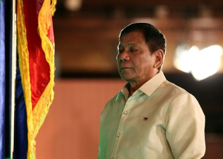 "Authoritarian firebrand Rodrigo Duterte warned of a ""rough ride"" after being sworn in as the Philippines' president on Thursday, promising a relentless war on crime and corruption but also to be a unifying leader.  After taking his oath before a small audience inside the Malacanang presidential"