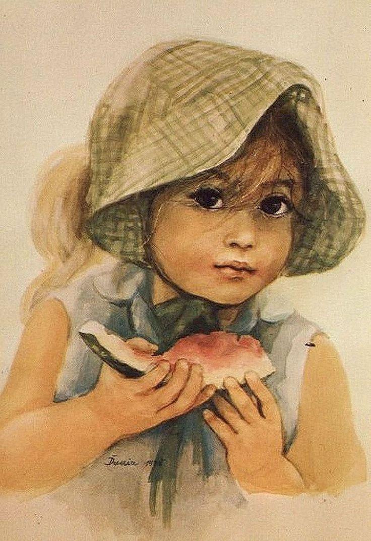 Znalezione obrazy dla zapytania malarstwo polskie dzieci