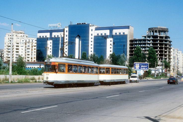 Tramvaie Bucureşti - Tramways Bucharest - Strassenbahn Bukarest