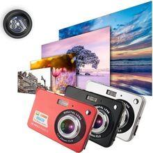 "De alta Qualidade! 1280*720 HD Mini Câmera Digital 18MP 2.7 ""TFT 8x Zoom Smile Capture Anti-shake Filmadora(China (Mainland))"