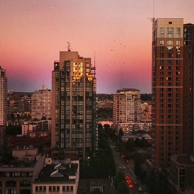 Downtown Vancouver: Downtown Vancouver