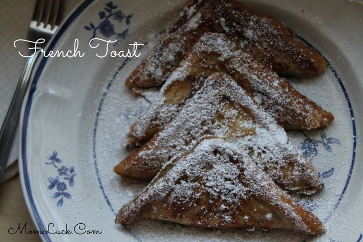 French Toast Recipe-Quick and Easy #Breakfast Recipe