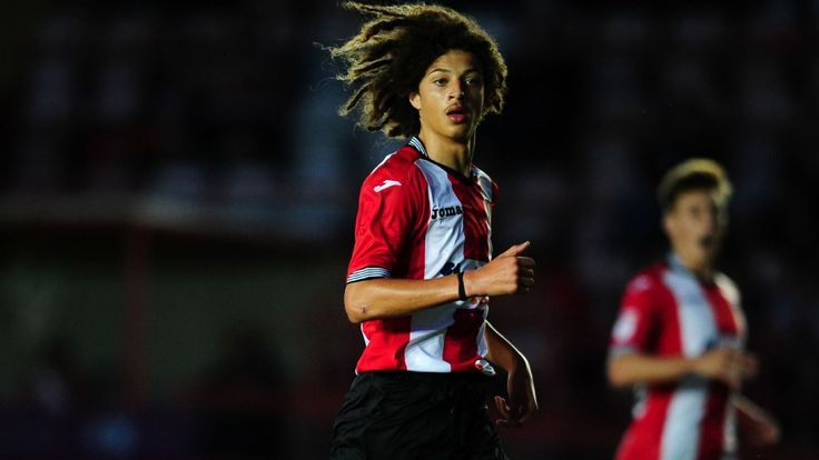 Chelsea sign Exeter teenager Ethan Ampadu, clubs in talks over fee