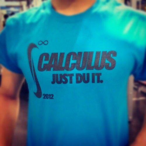 Perfect for my calculus teacher!