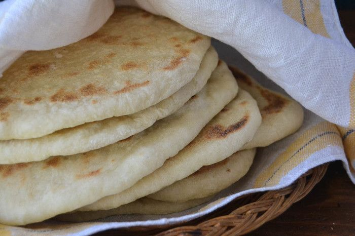 How to make perfect pita bread every time...an easy tutorial!