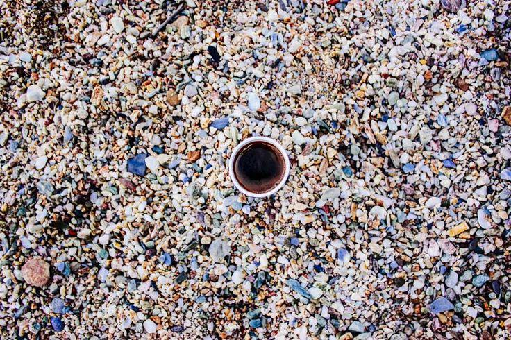 Ο πιο νόστιμος καφές.. Ελληνικός... στην 'απέραντη' χόβολη #arive #photo #28_09_13 www.arive.gr/photos.html