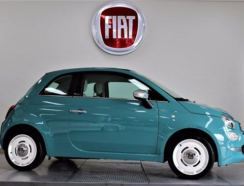 biler til salg fiat 500c 0 9 twinair 80 anniversario cars biler. Black Bedroom Furniture Sets. Home Design Ideas