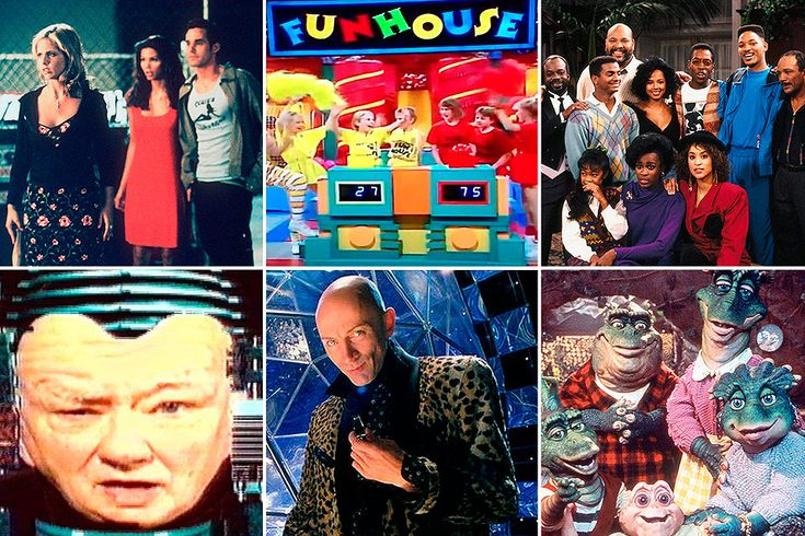 20 Awesome 1990s TV Shows That Should Totally Make A Comeback