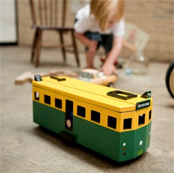 Prizeapalooza day 18 – Make Me Iconic Melbourne Toy Tram