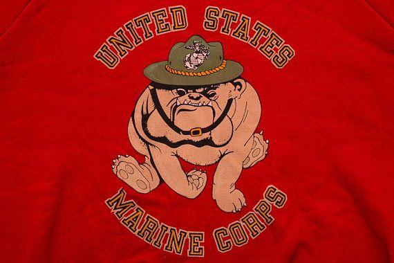 Marines Raglan Tee
