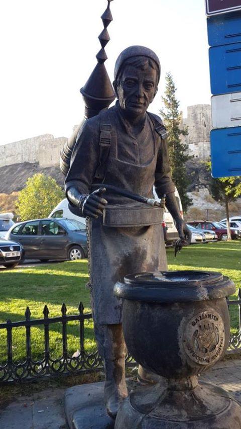 Drinking Fountain, Gaziantep, Turkey