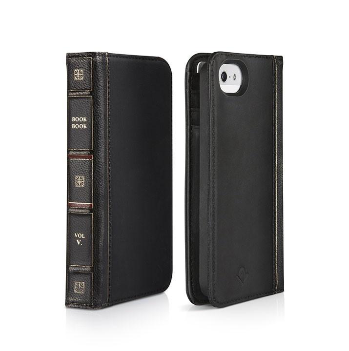 Twelve South BookBook for iPhone 5 - Black