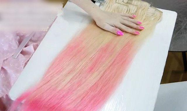 amazing ombre hair extensions #vpfashion