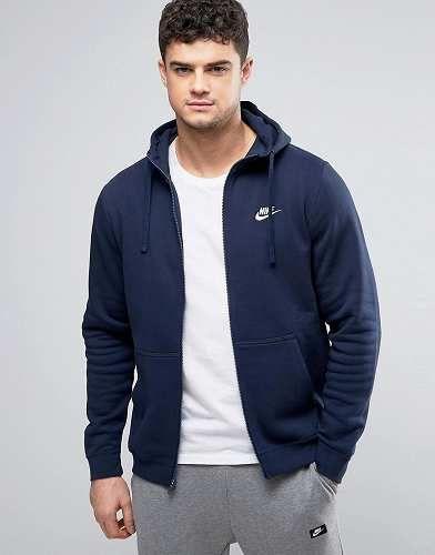Prezzi e Sconti: #Nike club 804389-451 felpa blu navy con taglia Xlxxlxsm  ad Euro 54.99 in #Nike #Male per prodotto felpe
