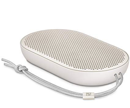 B O PLAY by Bang   Olufsen 1280480 Beoplay P2 Portable Bluetooth Speaker  with Built-In Microphone (Sand Stone) Review d224d301ea9d2