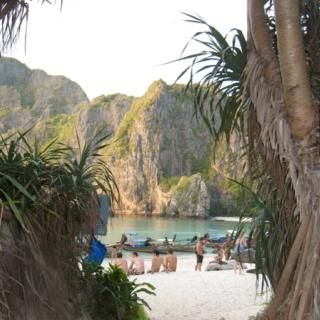 Maya Beach, Thailand.