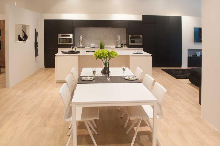 ... Marmeren Keuken op Pinterest - Keukens, Blauw en wit en Hampton stijl