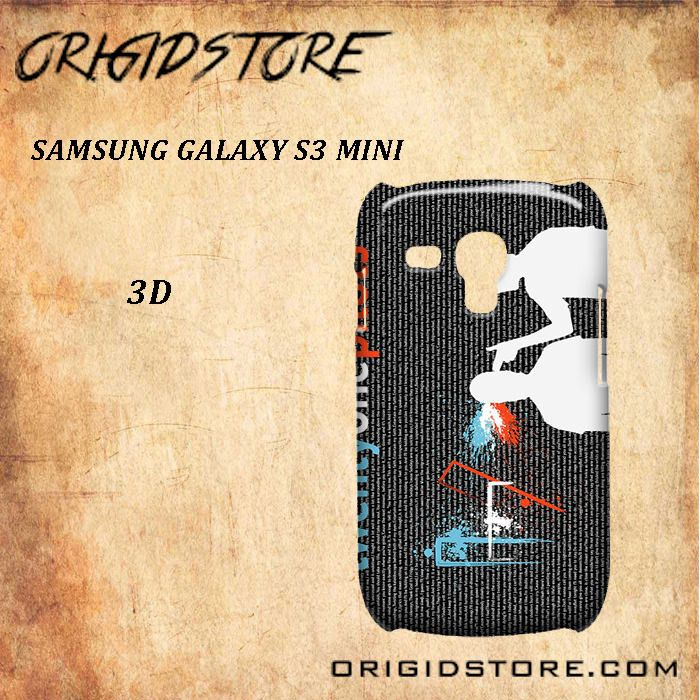 Twenty One Pilots Lyrics For Samsung Galaxy S3 Mini Snap On and 3D Case