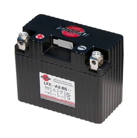 Shorai LFX Lithium motorcycle batteries are some of the lightest and most powerful replacement batteries available. Most powersports enthusiasts have gotten ...