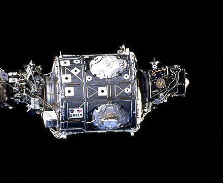 Station spatiale internationale - Wikipédia