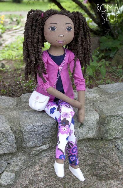 Bonecos personalizados: RomaSzop