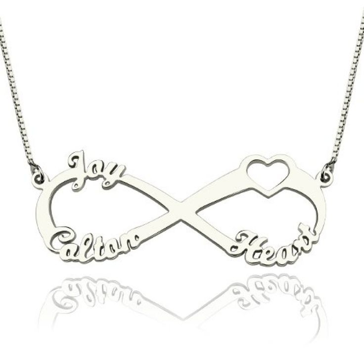 34 Best Infinity Necklace Images On Pinterest Infinity Necklace
