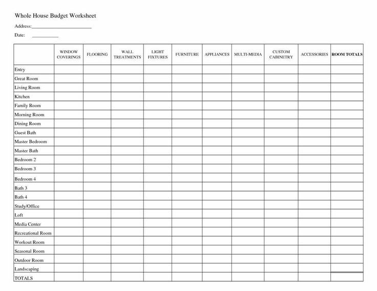 Best 25+ Family budget template ideas on Pinterest Budget - break even template excel