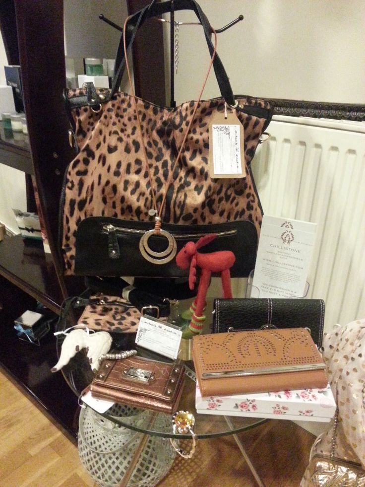 Gorgeous Accessories can now be purchased at Ki Beauty Salon Worcester....