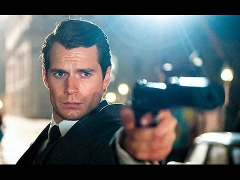 cool THE MAN FROM U.N.C.L.E. Official Trailer #2 (2015) Henry Cavill Spy Movie HD