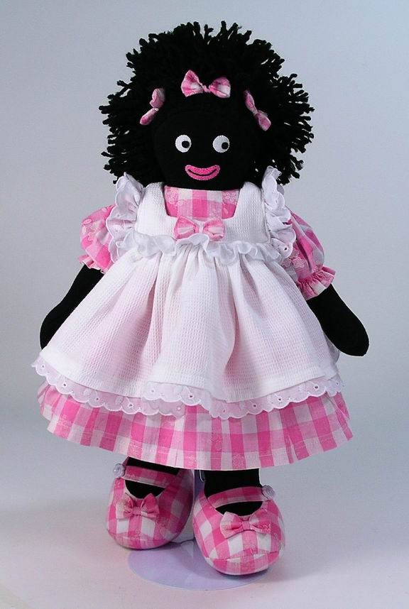 Kate Finn gollywogs .. I wish we could add them all to our collection